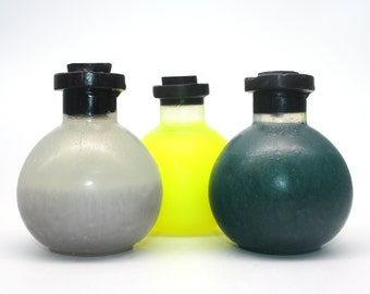 Large Flask Soap - science equipment, chemistry kit, physics, biology, science graduate, mad scientist, halloween, laboratory, party favor