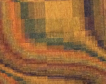 Textile Hanging, Wall Weaving, Mid Century Decor