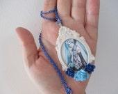 Hatsune Miku Necklace - Vocaloid Necklace