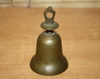 Vintage Brass Bell - item #1586