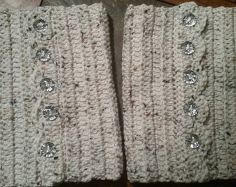 Boot covers/leg warmers