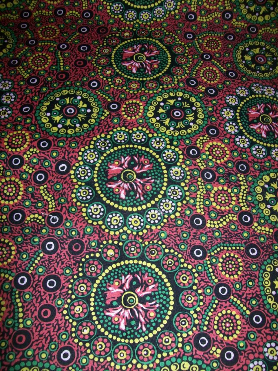 home decor fabric online australia per yard aboriginal fabric 100 cotton desert 12231