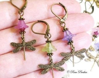 Jewelry Tutorial, How to Make Earrings, Make Your Own Pendants, Step by Step Instructions, Instant Download