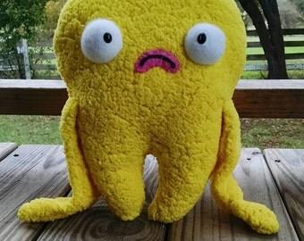 Melvin the Monster Plush