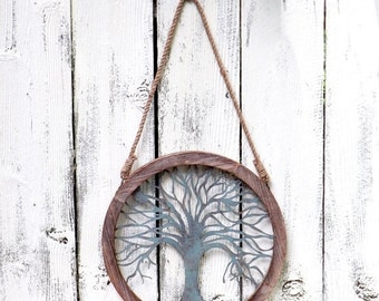Tree of Life Wall Hanging~Tree Of Life Wall Art~Metal Tree Of Life