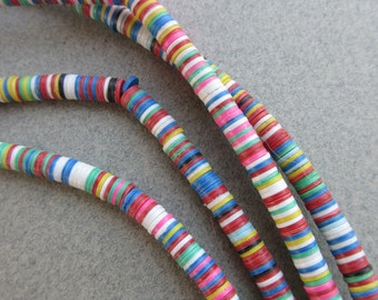 Mixed Vinyl Beads -2 Strands