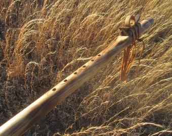 White Cedar Eminor NAF flute