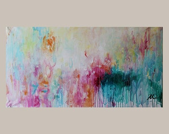 Abstract painting,Original Painting,Acrylic Painting,art painting, canvas art,Fine Art,modern abstract art Canvas Wall art