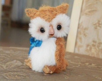 PDF Sewing pattern for 5,1 Inch Owl