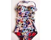FLASH SALE Underwire Bustier High Waist Bikini