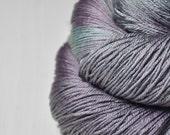 Army of the Dead - Merino/Silk Fingering Yarn Superwash