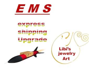 EMS Express Shipping Worldwide 4-5 business days, Express Mail Service,