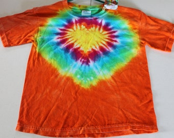 Kids bright heart tee