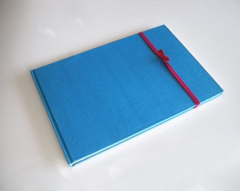 Hot Pressed Watercolor Sketchbook - Large