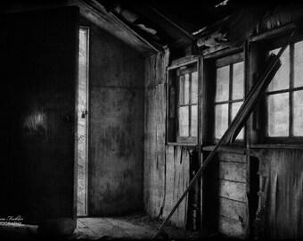 In the Shadows 12x18 Fine Art Photo