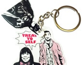 A Whole  New Level of Nerd keychain