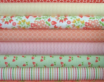 Sundrops Fat Quarter Bundle of 8 by Corey Yoder for Moda