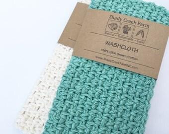 25% off SALE - DISHCLOTH SET of 2 crochet dish cloth, dishcloths natural cotton dishcloths kitchen dishcloth beige washcloths Kitchen Gift