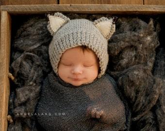 Wool Fluff Basket Stuffer, Charcoal, Dark Grey, Gray, Newborn Photography Prop, Childrens Photo Prop, Natural, Batts, Fleece, Fiber Arts