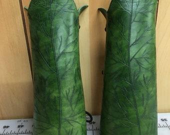Leaf Bracers