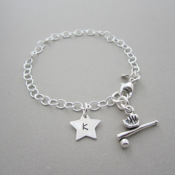 Baby Boy Gifts Jewelry : Baby initial bracelet new boy gift newborn by shinymetals