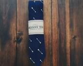 Archer Skinny Tie