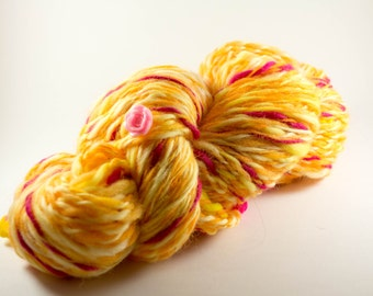 Art Yarn, Handspun Art Yarn, 244 yds.