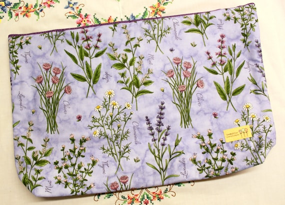 Lots2luv Purple Thyme With Friends Cross Stitch Embroidery