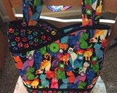 Purse/Shoulder Bag - Cats