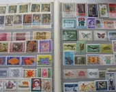 Album with 596 Soviet and Socialistic states POSTAGE STAMPS USSR,Poland,Hungary