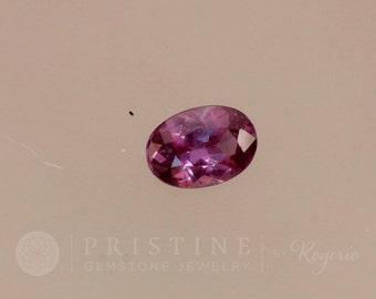 Wholesale Natural Purple Sapphire Oval Shape for Jewellery