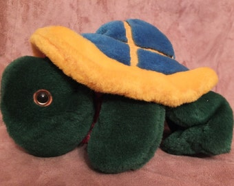 Domer Turtle Toronto Sky Dome Mascot Plush Hand Puppet