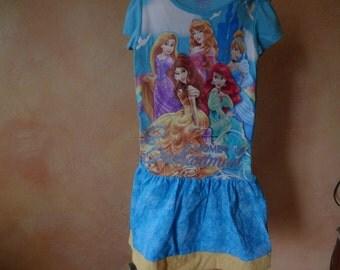 Disney Princess T Shirt Dress