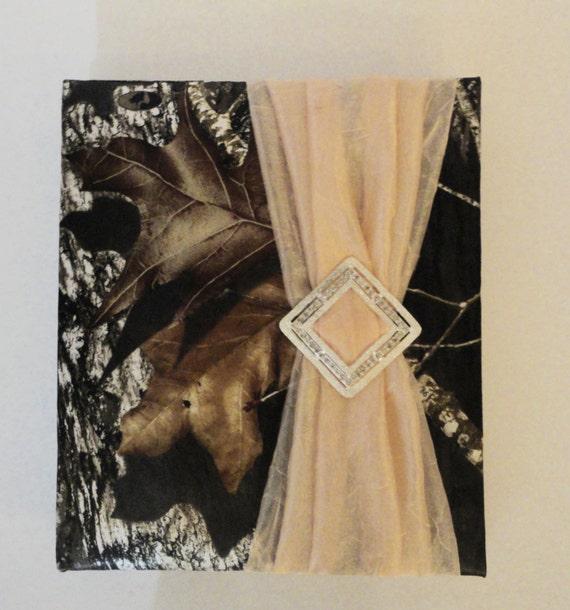 Photo Albums 8x10: Personalize Wedding Mossy Oak Photo Album 8x10 5x7 Photos