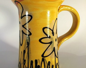 Yellow Sunshine Mug #2