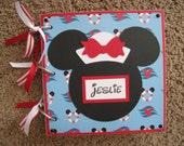 Cruise Disney Autograph / Photo Book - Minnie Mouse