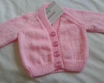 Baby Girls Cardigan 0-3 months