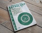 American Astrology Magazine, December 1955 Issue, Sagittarius 60 years old, 60th Birthday Present