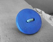 large baby blue button - from the unbutton collection of joo