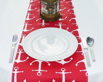 Choose your Table Runner, Nautical Table Runner