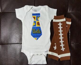 UCLA Tie Set