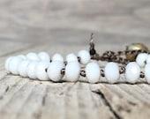 Boho Hippie Beaded Bracelet - artisan bracelet - hippie boho - boho bracelet - hippie bracelet - beaded bracelet - Christmas gift