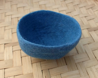 Felt bowls in various colors-Perfect bowls for decorative purpose