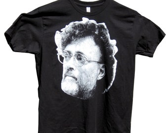 Terence McKenna T-Shirt sizes S-M-L-XL