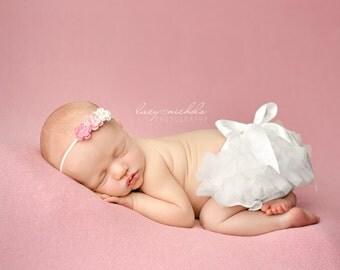 Crochet Flower Headband - Baby Headband - Flower Headband