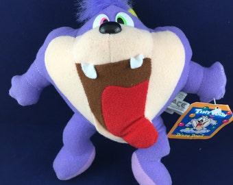 Dizzy Devil from Tiny Toons Adventures