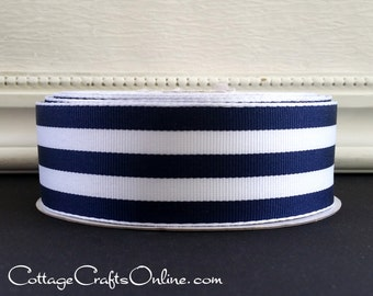 Navy white stripe | Etsy