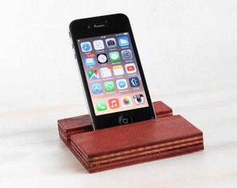 Brown iPhone 6s Wooden docking Station Samsung Galaxy 7 Tab LG G5 G4  Motorola G2 Stand iPhone stand Wooden Stand BlackBerry iPad Lenovo HTC