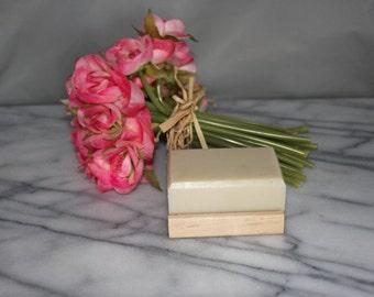 UNSCENTED SENSITIVE- 5 oz Natural Cold Processed Bar Soap