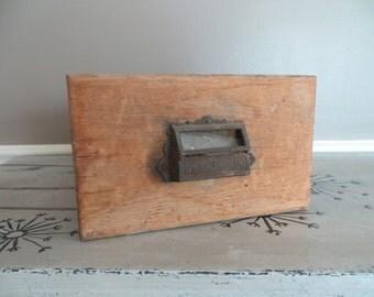 Rustic Drawers Wooden Storage Bin Storage Drawer Industrial Storage Basket Wood Bin Shabby Decor Primitive Drawer Wooden Crate